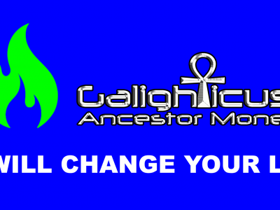 Galighticus Ancestor Money